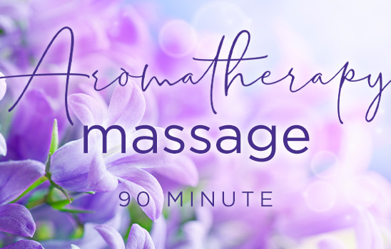 Aromatherapy Massage (90 minute)