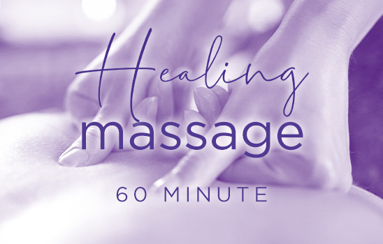 Healing Massage (60 minute)
