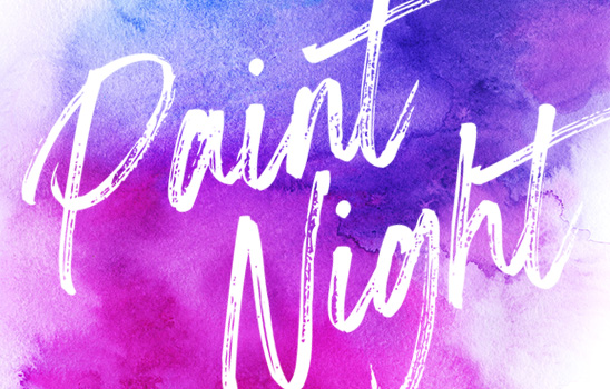 Paint Night with Megan Couri
